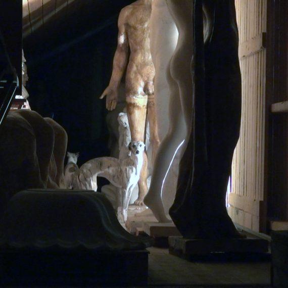 Suolanjyvä, 2012, 7 min. HD video, stereoääni. Videostill